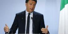 Nouveau test electoral en italie pour matteo renzi et ses reformes