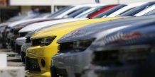 Acceleration en vue a wall street pour le secteur automobile