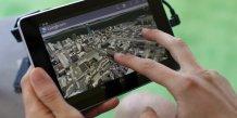iPad Ville numérique