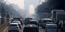 Une association d'automobiles conteste le systeme retenu pour les vignettes ecologiques