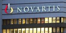 Novartis anticipe une hausse de ses marges en 2015