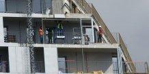 Les mises en chantier de logements reculent de nouveau