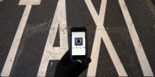Deux dirigeants d'uber france en garde a vue