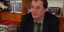 Alain de Greef, inspirateur des Guignols de l'Info directeur des programmes de Canal Plus