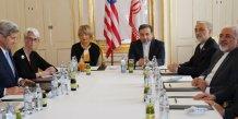 Les negociations sur le nucleaire iranien devraient se poursuivre