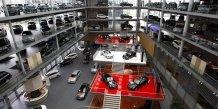 Hausse de 13% du marche automobile allemand en juin