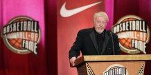 Phil Knight, créateur de la marque d'équipements sportifs Nike, en septembre 2012