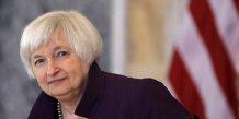 Janet yellen prevoit un relevement des taux d'interet cette annee