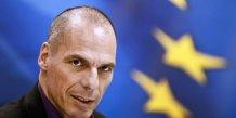 Varoufakis predit un accord sur la grece lundi dans tous les cas