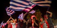 """Le """"non"""" grec renforce les europhobes"""