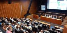 Lancement d'une plate-forme de crowdfunding par l'agence de développement économique de Perpignan, en juillet 2015.