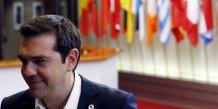 La zone euro fixe a dimanche la limite pour un accord avec la grece