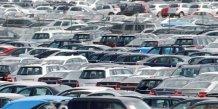 L'acea releve sa prevision de croissance du marche automobile europeen en 2015