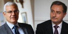 Alain Di Crescenzo et JL Moudenc