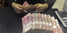 La banque centrale de chine va injecter 48 milliards de dollars