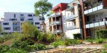 L'éco-quartier Cronenbourg se construit petit à petit