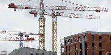 Les mises en chantier de logements continuent de reculer