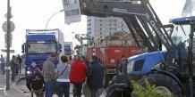 Agriculteurs en colere en moselle, reunion de ministres a paris