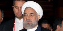 Le president iranien defend l'accord sur le nucleaire