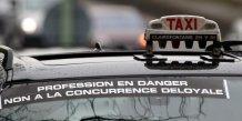 Les taxis prevoient un mouvement contre uberpop fin juin