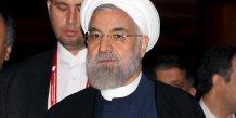 Le president iranien invite en france au mois de novembre