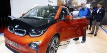 Bmw pourrait elargir sa gamme de voitures electriques