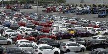 Immatriculations de voitures neuves en hausse de 2,3% en juillet