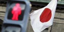 Leger ralentissement de la croissance dans les services au japon