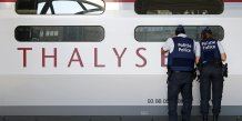 Thalys sécurité transport terrorisme