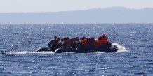 Plus de 300.000 migrants ont franchi la mediterranee en 2015