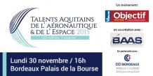 Visuel talents aéro 2015 Bordeaux BAAS