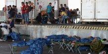 Berlin demande une meilleure repartition des migrants en europe