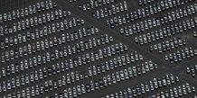 Le marche automobile americain resiste aux remous des bourses