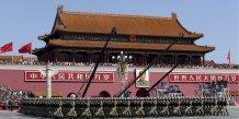 Défilé de l'armée chinoise pour les 70 ans de la fin de la Seconde guerre mondiale