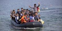 La grece veut des fonds europeens face a l'afflux de migrants