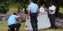 Le debris decouvert a la reunion appartient au boeing du mh370