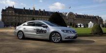 La voiture autonome, selon valeo et safran