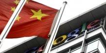 Google espere revenir en chine a l'automne