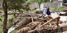 Inondations meurtrieres dans l'utah