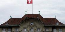 La suisse revoit sa prevision de croissance 2015 en hausse