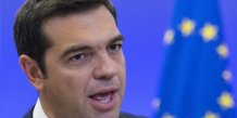 Tsipras veut pouvoir negocier au plus tot l'allegement de la dette grecque