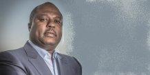 Claude-Wilfrid Etoka, dirigeant-fondateur de Sarpd Oil, l'un des leaders africains du trading pétrolier.