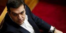 La grece doit revenir sur les marches financiers, dit tsipras