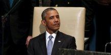 Obama et zarif se sont serre la main a l'onu