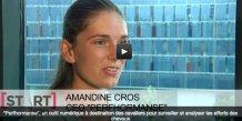 La start-up Perfhormanse a été créée par Amandine Cros en décembre 2014
