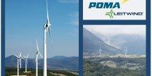 Des éoliennes « made in France » produites par Poma