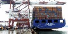Recul des exportations de la chine libellees en yuans
