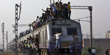 Train Inde chemins de fer indiens Indian Railways
