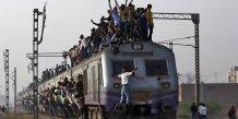 Train Inde chemins de fer indiens Indian Railways