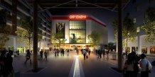 Le groupe Cap'Cinéma un projet de multiplexe en centre-ville de Nîmes